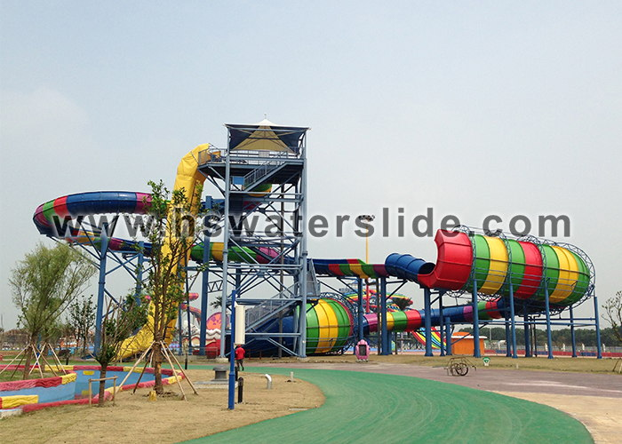 National Water Park Consumption Characteristics