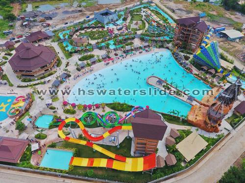 Filippynse Seven Seas Waterpark